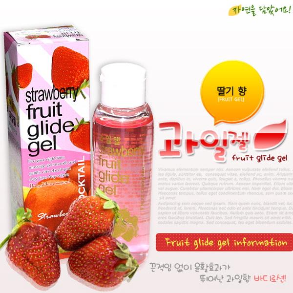 과일젤 딸기 100ml