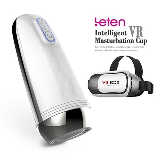 [레텐] 인텔리전트 VR 마스터베이션 컵