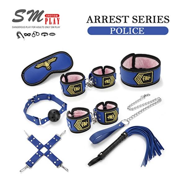 어레스트 시리즈 경찰
