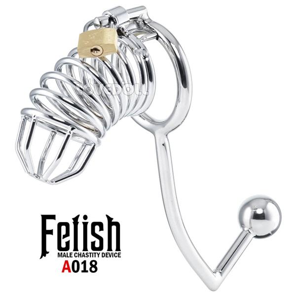 남성 정조대 FETISH A018