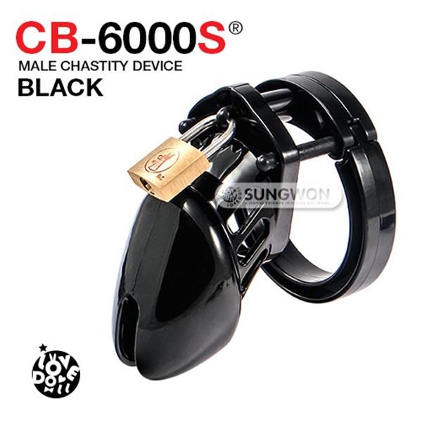 CB-6000S 남성정조대 (블랙)