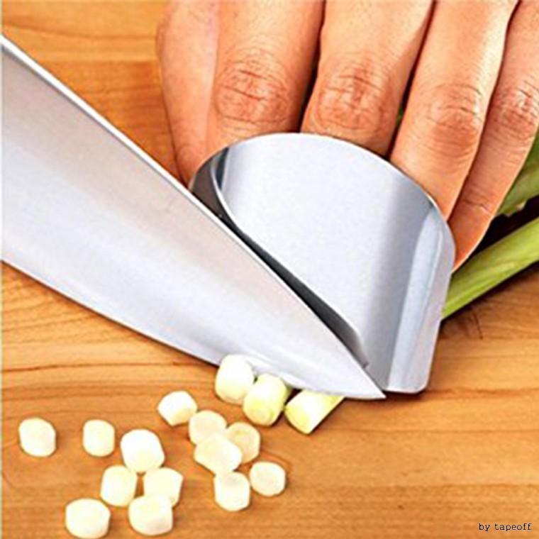양배추채썰기 주방조리도구 칼반지 핑거가드