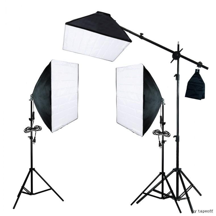 천장형 스튜디오 지속광 사진 천장 촬영지속광조명